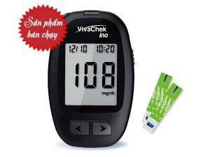 máy đo đường huyết viva check ino
