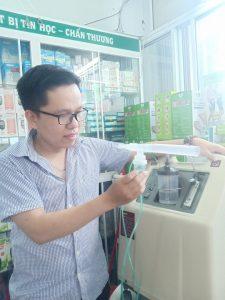 hướng dẫn sử dụng máy tạo oxy