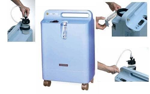 hướng dẫn cách sử dụng máy tạo oxy philips