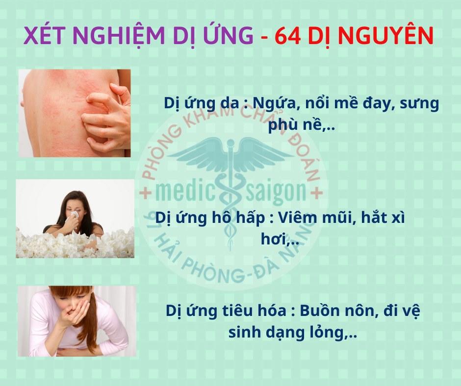 xét nghiệm dị nguyên tại Đà Nẵng
