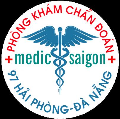 Logo phòng khám Medic Sài Gòn